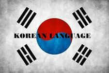 Learn KOREAN -100 Lessons Audio Book MP3 CD-iPod Friendly