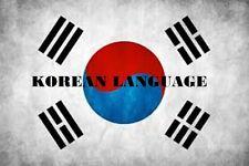 Learn KOREAN -100 Lessons Audio Book MP3 CD-iPod Friendly