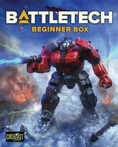 Battetech - Beginners Box - CAT35020, complete - Brand NEW