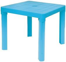 Baby Lulu Children's Light Poly Play Table - 4 Colors - Storable - Made in Italy