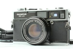 Read! [Near MINT] OLYMPUS 35 UC (35 SP) Rangefinder Camera 42mm F/1.7 From JAPAN