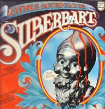LP Silberbart 4 Times Sound Razing ORIGINAL 1ST GERMAN, POKORA 1001 Philips