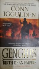 "2007 Softbound print edition ""Genghis Birth of an Empire"" book by Conn Iggulden"