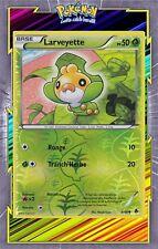 🌈Larveyette Reverse -NB2:Pouvoirs Emergents- 4/98-Carte Pokemon Neuve Française