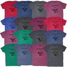 Football T-Shirt. Gift for Man Football Fan Soccer Present Xmas Idea Men
