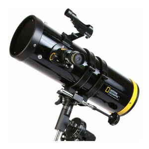 Explore Scientific National Geographic NG114mm Newtonian Telescope