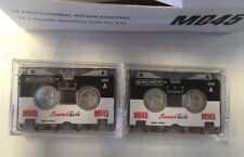 MicroCassettes - 10 Pack - Sound Tech MC45 - New In Box
