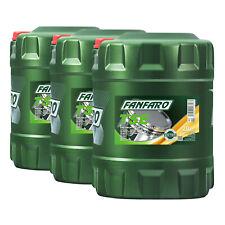 5W 30 Motoröl 60 (3x20) Liter FANFARO 5W30 TSE VW / MB 229.3 / 229.5 / BMW LL98