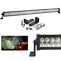 240W LED Arbeitsscheinwerfer Scheinwerfer Flutlicht Offroad Streifen SUV ATV