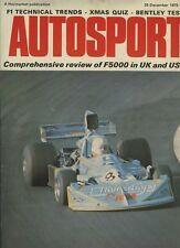 Autosport December 25th 1975 *F5000 Seasonal Survey*