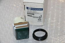TELEMECANIQUE D2V2G   026422 Meldeleuchtenvorsatz  OVP,  NEU