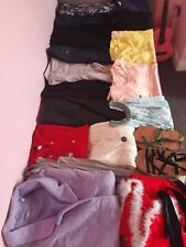 Womens Clothes Bundle Size 12 14 16 18. 19 items.
