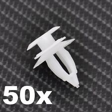 50x Door Panel Clip Nylon Retainer For BMW 3,5,7 Series 87-On E36 E34 E46 E39