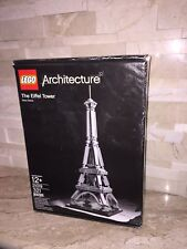 LEGO ARCHITECTURE SET 21019 THE EIFFEL TOWER