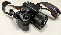Sony Alpha a3000 20.1MP Digital Camera - Black (Kit w/ E OSS 18-55mm Lens)