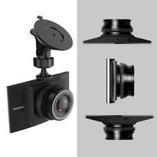 """SplashETech FX50D Dual-Lens Ultrathin 4"""" Screen Dash Cam, 170°+ 110°Angle"""