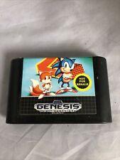 Sega Genesis Sonic the Hedgehog 2 Game Cartridge