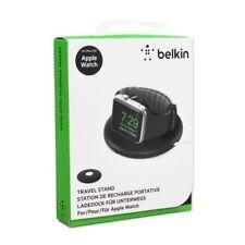 Belkin Travel Stand Passive Dock for Apple Watch 38mm & 42mm Black F8J218BT New