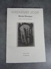 Michel Hanique Claude Javeau Intérieurs jour La lettre volée Curiosa érotisme