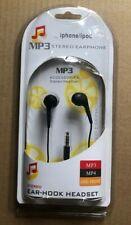 MP3  Headset Earphone Headphone Earbud for iPhone iPod MP3 MP4 Smartphone