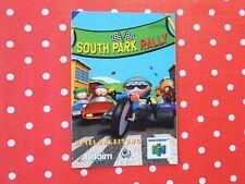 South Park Rally Nintendo 64 N64 nur Anleitung NUS-NPRP-NOE