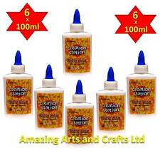 Kids PVA Craft Glue Bulk Pack 6 x 100ml