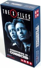 The X-Files: Conspiracy Theory Everything is Connected Board Game IDW Publishing