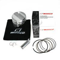 Wiseco Honda XR500 XR 500 XL500 XL 500 PISTON KIT 89mm 10.5:1 79-82
