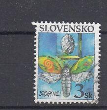 Slovacchia 1998 Lotta alla tossicodipendenza 323 usato (1)   USATA