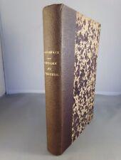 ARSENE HOUSSAYE / HISTOIRE DU 41° FAUTEUIL / 1856 HACHETTE
