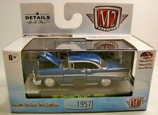 1957 '57 CHEVY CHEVROLET BEL AIR CLASS OF 1957 M2 MACHINES DIECAST 2017
