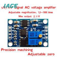 AD620 Microvolt MV Voltage Verstärker Signal Instrumentation Board DC3-11V