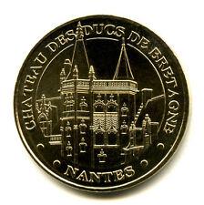 44 NANTES Château des Ducs, Tour de la couronne d'or, 2011, Monnaie de Paris
