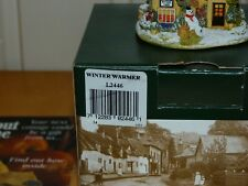 A Collectable Lilliput Lane Winter Warmer Christmas Collection 2001 L2446