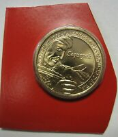2009-D Sacagawea Native American Golden Dollar BU in Mint Set Cello Priced Right