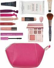12 Piece Ulta Makeup Kit & Pink Bag, Mascara, Lipstick, Hightlighter, $80 Value!
