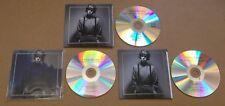 FIONN REGAN The Meetings Of The Waters UK numbered promo CD + TWO bonus discs