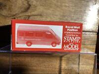 Corgi Diecast Model Van P011 - Ford Transit - Royal Mail Post Bus Collectors New