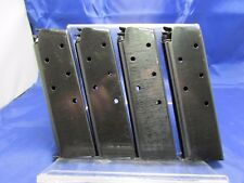 FOUR Magazines for 1911 45 AUTO MAG 7 RD FITS COLT KIMBER SPRINGFIELD 45 CLIP