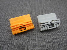 AUDI S4 A4 WINDOW LIFTER REPAIR CLIPS SET FR UK DRIVER SIDE FRONT RIGHT OSF