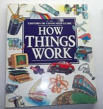How Things Work by the Editors of Consumer Guide_____1676/2