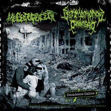 MUCUPURULENT / ULTIMO MONDO CANNIBALE -split CD-  NEW 2013    (Rompeprop,Spasm)