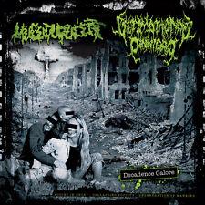 Mucupurulent/ultimo mondo cannibale-Split CD-NEW 2013 (Rompeprop, Spasm)