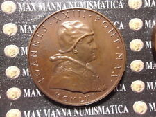 VATICANO MEDAGLIA BRONZO GIOVANNI XXIII OFFERTA ANNO 1961
