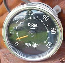 1956 Plymouth Fury factory Tachometer