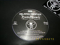 "Dilated Peoples Back Again / Rapid Transit w/Krondon 12"" NM 2005 *PROMO*"