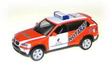 Herpa - 090568 - BMW X5 Notarzt - Pompiers Kempen