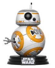 Funko Pop! Star Wars: The Last Jedi - BB-8 Action Figure