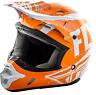 2019 Fly Racing Adult Kinetic Burnish Dirt Bike Helmet MX ATV Offroad Off-Road