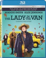 The Lady in the Van [New Blu-ray]
